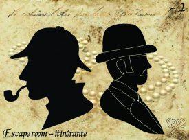 Le cabinet du Docteur Watson – Escape Game
